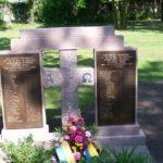 Grabmal für Opfer der nationalsozialistischen Euthanasieverbrechen Ostfriedhof